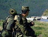 Российские пограничники приступили к охране границ с Южной