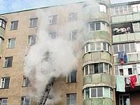 Жилой дом в Риге подожгли наркоманы