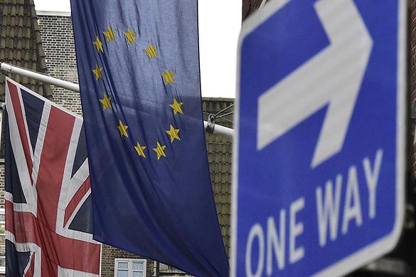 Сэр Лондона видит возможность выхода Британии из Brexit. 372615.jpeg