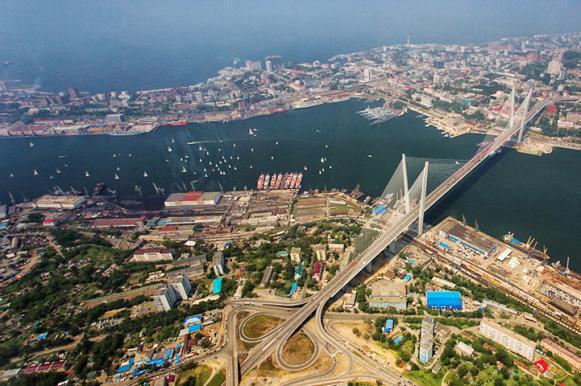 Япония приготовила план модернизации Владивостока. Япония приготовила план модернизации Владивостока