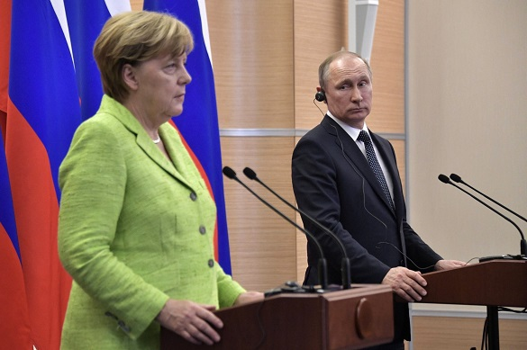 Вопреки США и Порошенко: Путин и Меркель поддержали