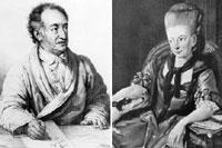 Гете и герцогиня Анна Амалия