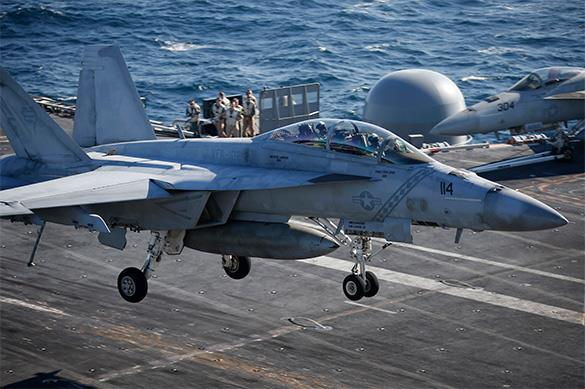 ВМС США снова начинают соревнование сверхдержав за море