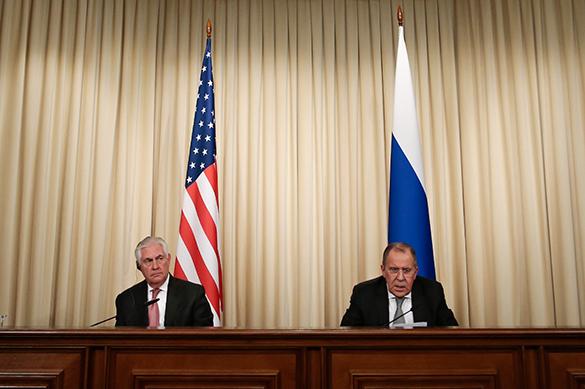 Лавров рассекретил содержание жестких переговоров с Тиллерсоном