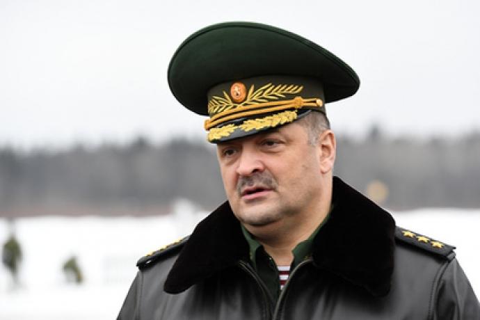 Замначальника Росгвардии может стать главой Дагестана. Замначальника Росгвардии может стать главой Дагестана