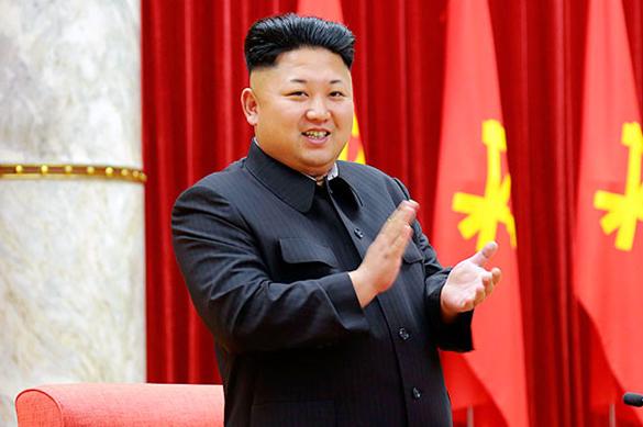 Трамп обещает Ким Чен Ыну доступ к светлому будущему. Трамп обещает Ким Чен Ыну доступ к светлому будущему