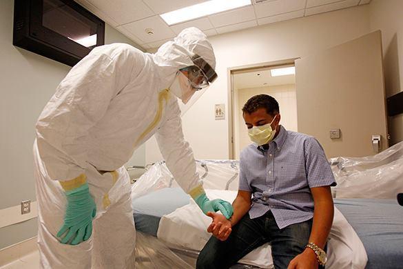 Вместо отдыха за границей россияне могут оказаться в карантине из-за Эболы. 303617.jpeg