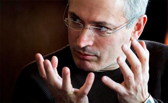 Застрял в 90-ых: Ходорковский планирует войну в Чечне.