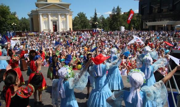 На Красной площади пройдет представление