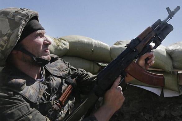 Украинские катера обстреляли позиции ополченцев ДНР