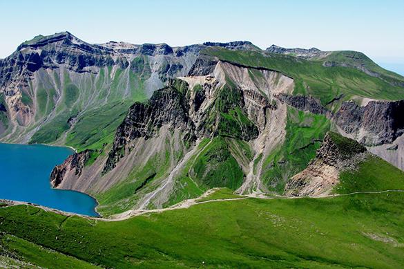 Эксперт: Вулкан Пэктусан региону не угрожает. 376617.jpeg
