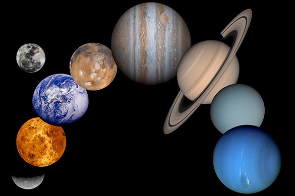 Парад планет - чисто астрономическое явление