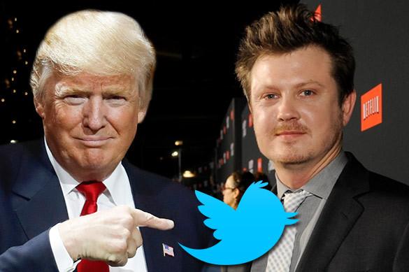 Уиллимон против Трампа в Twitter