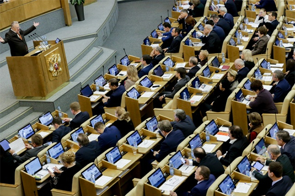 Госдуме рекомендовано принять закон, ужесточающий ответственност