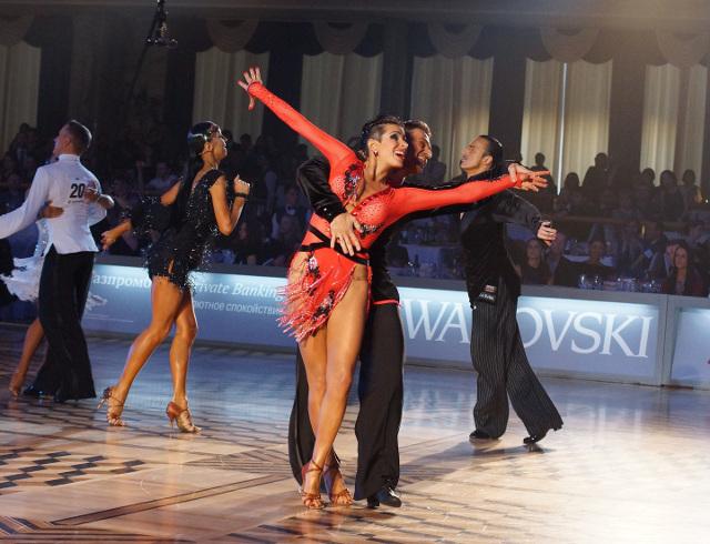 Российская пара стала триумфатором Чемпионата Европы по латиноамериканским танцам. 291619.jpeg