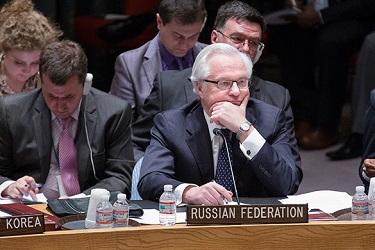 Виталий Чуркин: Шанс на создание партнёрской системы международных отношений был упущен. Россия не приемлет позиции США как мирового гегемона - Чуркин