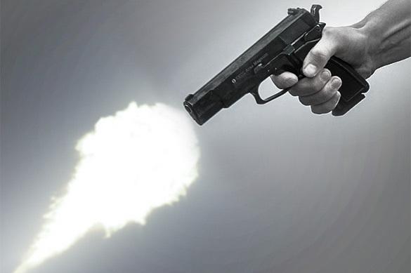 Мужчина расстрелял соседа в кафе в центре Москвы. Мужчина расстрелял соседа в кафе в центре Москвы