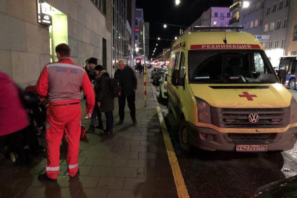 Швеция поблагодарила российских врачей за помощь прохожему в Стокгольме. Швеция поблагодарила российских врачей за помощь прохожему в Сто