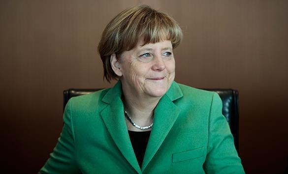 Ангела Меркель: Германия отказывается поставлять оружие на Украину. 310620.jpeg