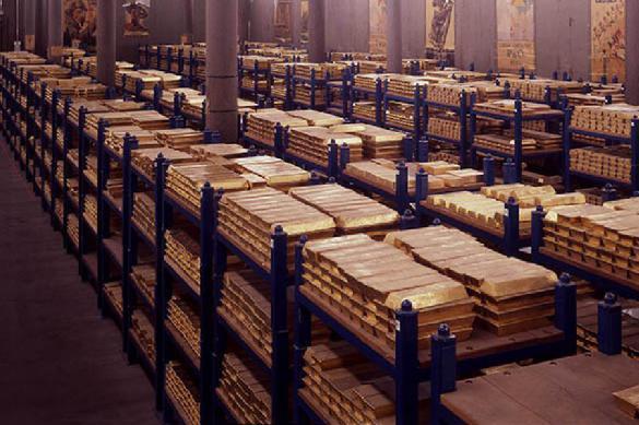 Зачем Россия сбрасывает госдолг США и скупает золото. 388620.jpeg