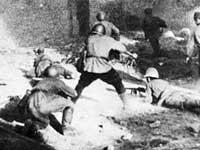 В Волгограде перезахоронены останки безымянных защитников