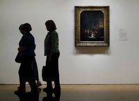 Из отеля в США украли шедевр Рембрандта. picture