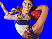 Алина Кабаева дала старт строительству нового спорткомплекса в
