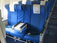 В китайских самолетах появятся стоячие места