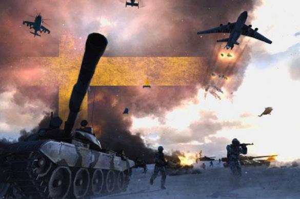 В Швеции похвастались истребителем, созданным для «уничтожения» российских Су. 398622.jpeg