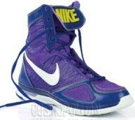 Nike выпускает обувь для фитнеса с «бриллиантовой» подошвой