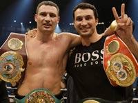 Братья Кличко не выйдут в этом году на ринг с Валуевым