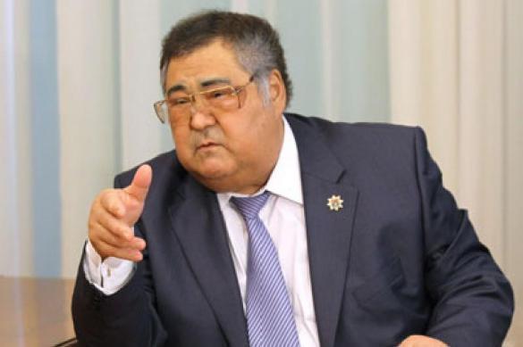 Аман Тулеев избран председателем Кемеровского облсовета. Аман Тулеев избран председателем Кемеровского облсовета