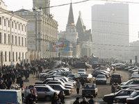 Транспортные проблемы столицы решат за 2,2 триллиона. moscow