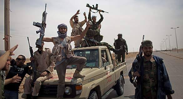 Андрей Арешев: Ливийского государства сейчас практически нет.