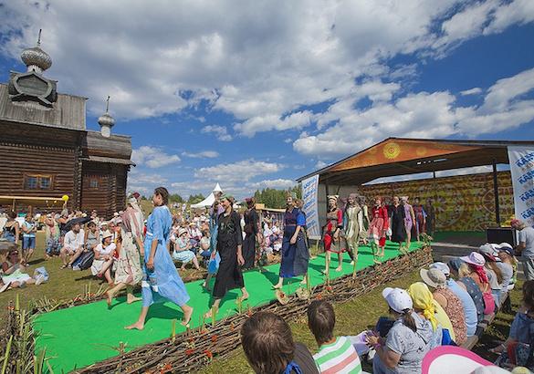 Фестиваль актуальных насегодняшний день этнических культур KAMWA открылся вПермском крае