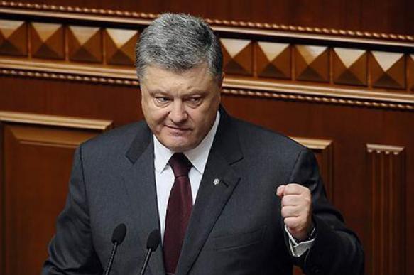 Порошенко опроверг слухи о своем алкоголизме, а также назвал себя русскоязычным. 402624.jpeg