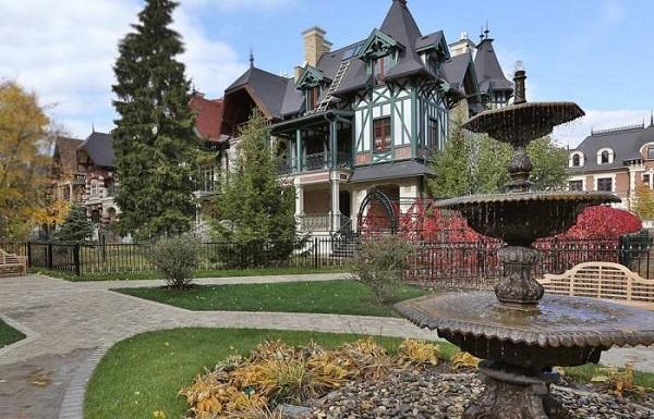 Два гнездышка Анны Банщиковой: столичная квартира и райский подмосковный уголок. 404624.jpeg