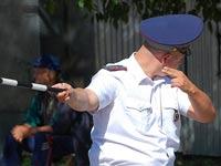 Пьяная лихачка задавила инспектора ДПС
