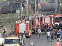 Число жертв взрыва цистерн с газом в Италии возросло до 25