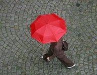 Москвичей ждет похолодание. rain
