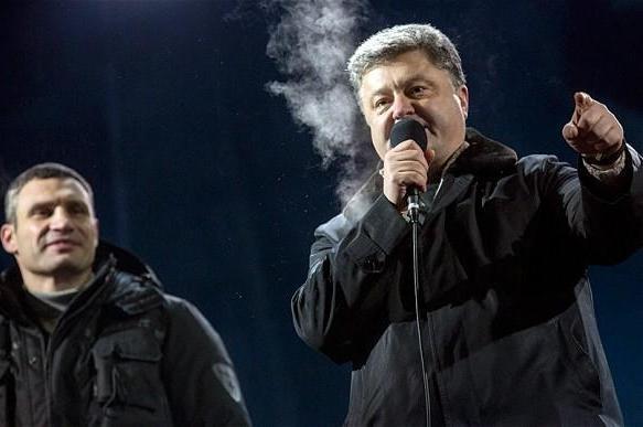 Пётр Порошенко рассказал о своих «подвигах» на Майдане. 399625.jpeg