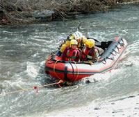 В Пермском крае найдены тела двух погибших рафтеров