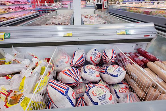 Владимир КАШИН – о том, ждать ли россиянам роста цен на продукты