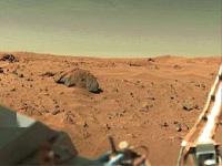 По ночам на Марсе идет невидимый снег