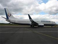 Пассажирский Boeing аварийно сел в Новосибирске