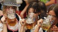 Гости Октоберфеста выпили рекордные 7,5 млн литров пива. oktoberfest