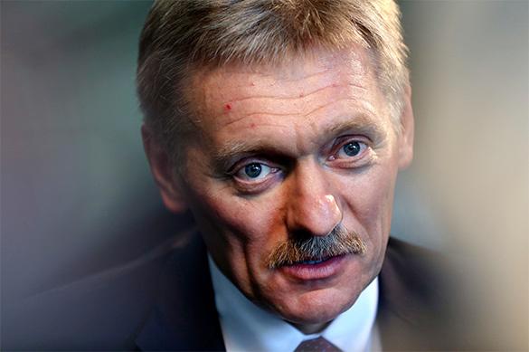 Песков строго  ответил Киеву: функции отмены несуществует, Самойлова поедет наЕвровидение