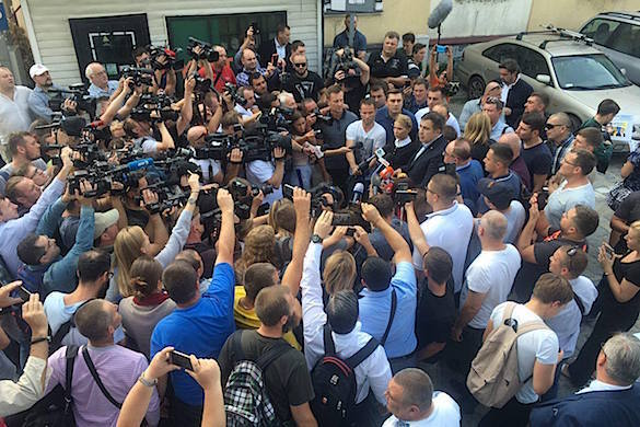 Хроника: мятежный Саакашвили прорывается на Украину. 375628.jpeg