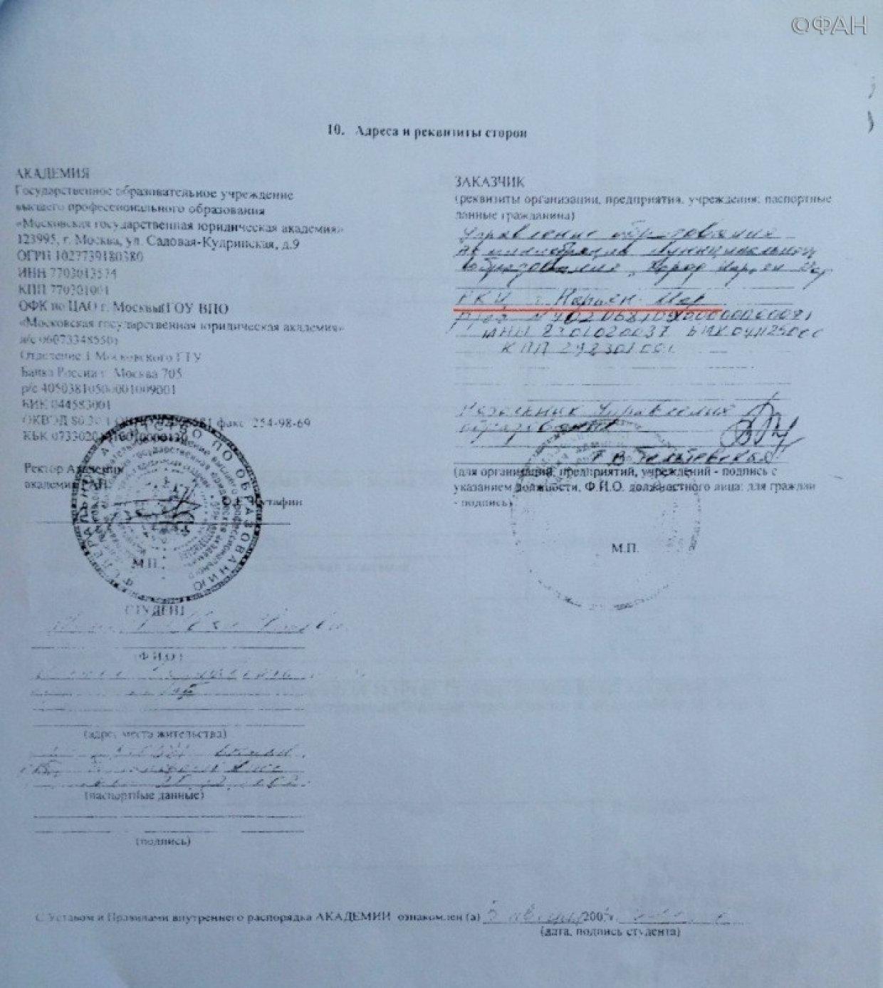 Дети коррупционеров Соболь и Жданов метят в Мосгордуму. 3