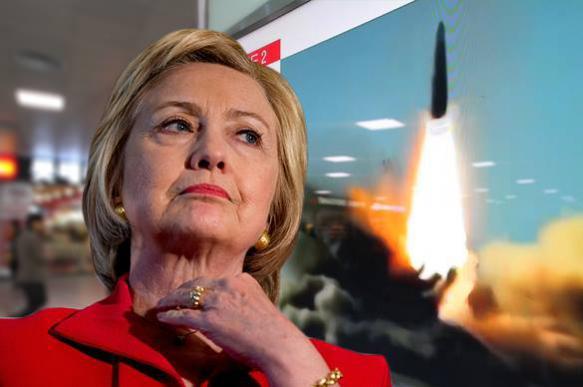 Reuters: Клинтон настроена на войну с Путиным